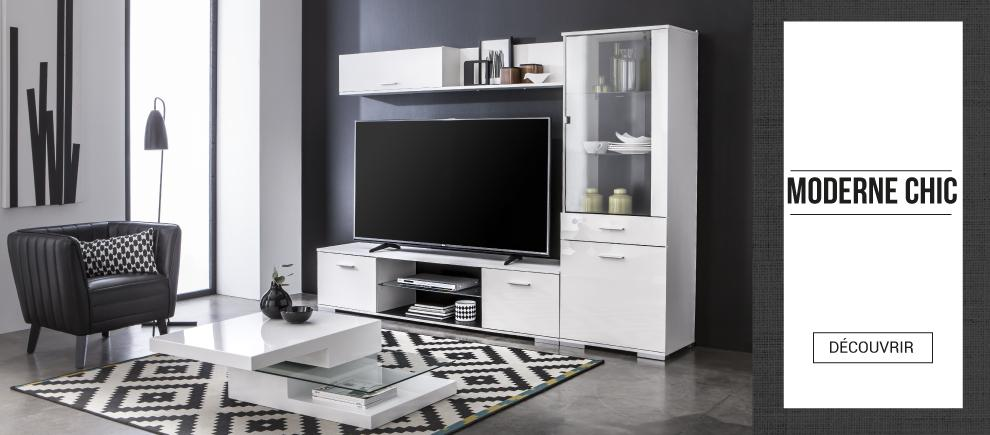 amazing meubles achat vente meubles pas cher cdiscount with meuble ubaud. Black Bedroom Furniture Sets. Home Design Ideas