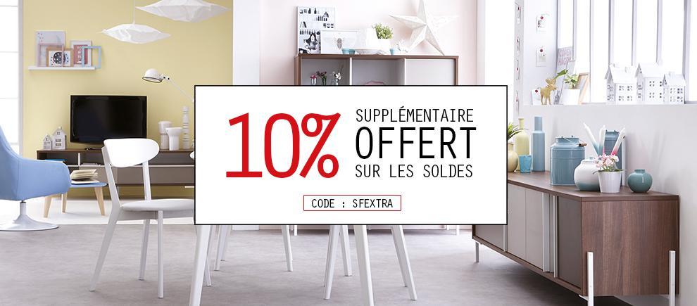 soldes-hiver-10%-supplémentaire-meuble-sofactory