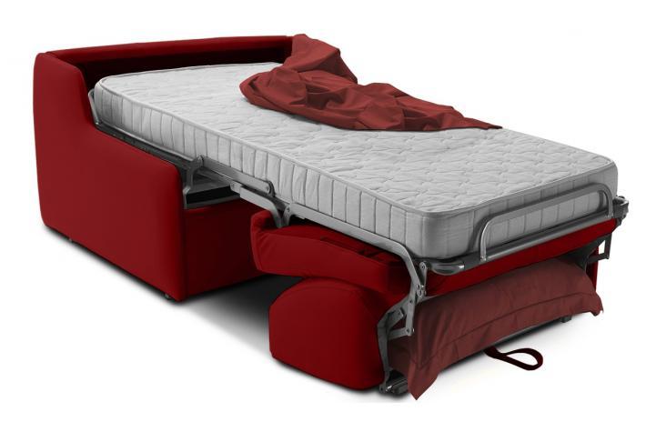 fauteuil convertible en cuir bolivia design en direct de l. Black Bedroom Furniture Sets. Home Design Ideas