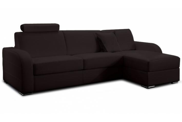 canap dangle convertible cuir center. Black Bedroom Furniture Sets. Home Design Ideas