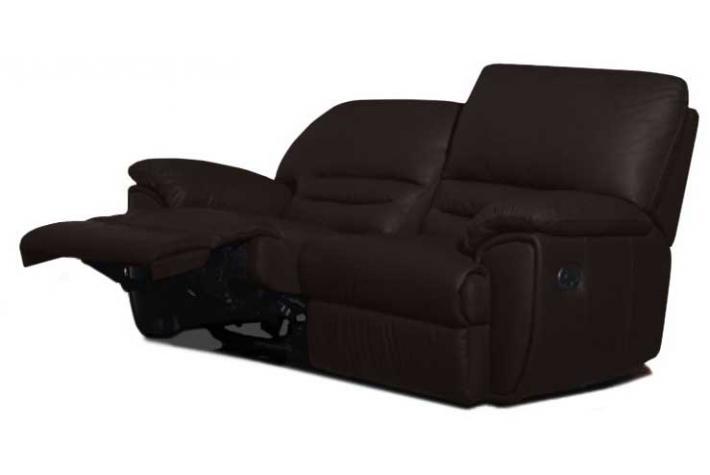 Canap relaxation 2 places en cuir cocoon design en direct de l 39 usine sur - Canape cuir alcantara ...