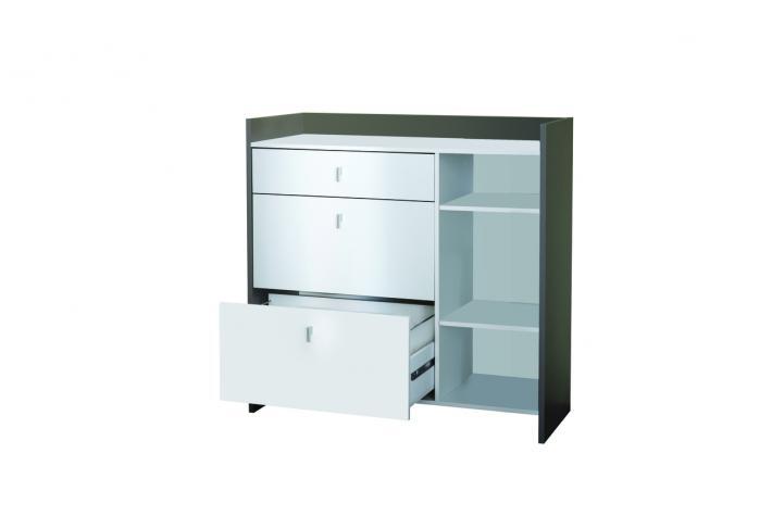meuble bas de cuisine ester design sur sofactory. Black Bedroom Furniture Sets. Home Design Ideas