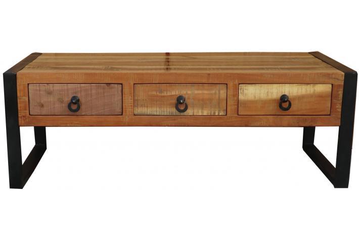 Table basse style industriel pas cher maison design - Table basse style industriel pas cher ...