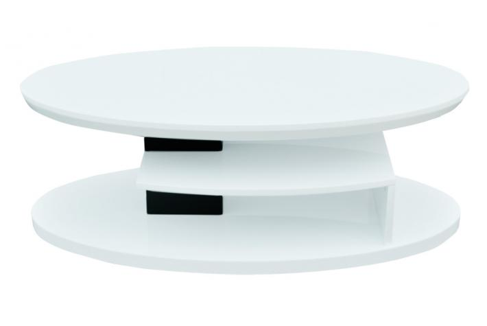 Table basse pivotante eugenia design sur sofactory - Table basse pivotante ...