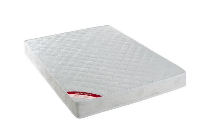 Matelas 140x190 cm mousse polyur thane 25 kg m3 cm hestia design pas cher sur sofactory - Matelas mousse polyurethane 35 kg m3 ...