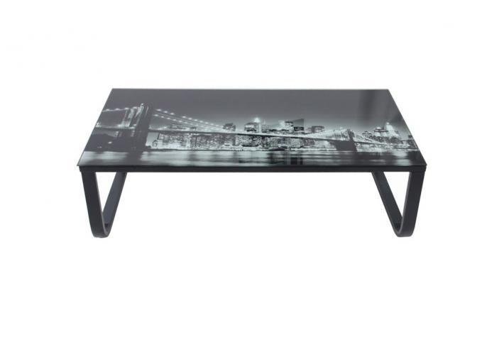 table basse plateau en verre watford. Black Bedroom Furniture Sets. Home Design Ideas