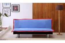 Banquette clic clac POPPY Rouge