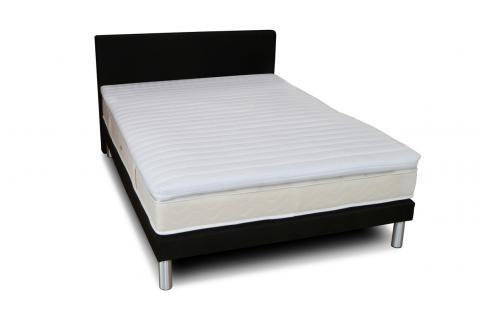 surmatelas en coton 140x190 condor design pas cher sur sofactory. Black Bedroom Furniture Sets. Home Design Ideas