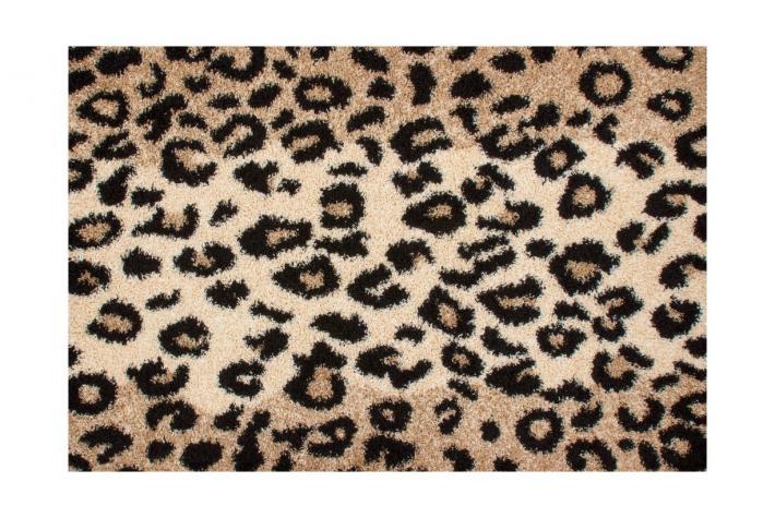 tapis rectangulaire 160 x 230 cm leotard l opard d co design pas cher sur sofactory. Black Bedroom Furniture Sets. Home Design Ideas