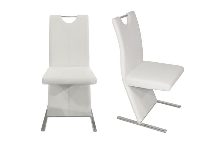 Lot de 2 chaises BEATRICE