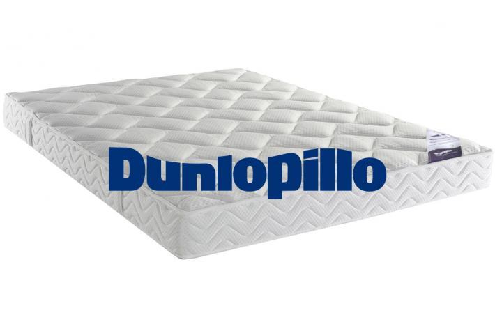 Matelas dunlopillo 180x200 cm 100 latex cm cabral - Matelas dunlopillo biportance ...