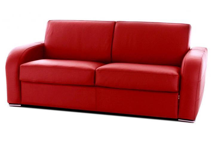 canap convertible en cuir morphee xl design pas cher sur. Black Bedroom Furniture Sets. Home Design Ideas