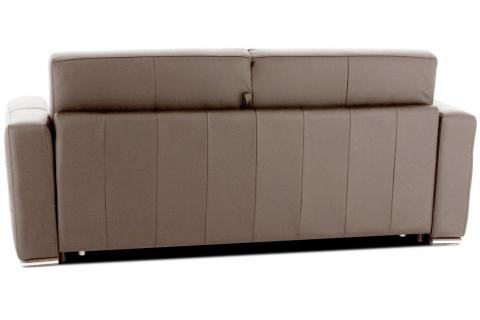 Canapé convertible Taupe ZA101590-36092