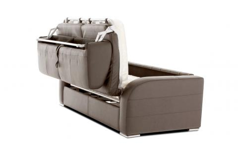 Canapé convertible Bois Taupe ZA101590-36092