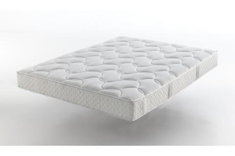 Matelas mousse polyur thane 160x200 cupidon design pas cher sur sofactory - Matelas mousse polyurethane ...