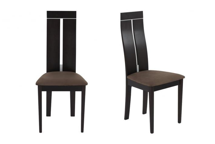Lot de 2 chaises MAJESTY