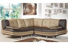 Canapé d'angle symétrique MALIBOO