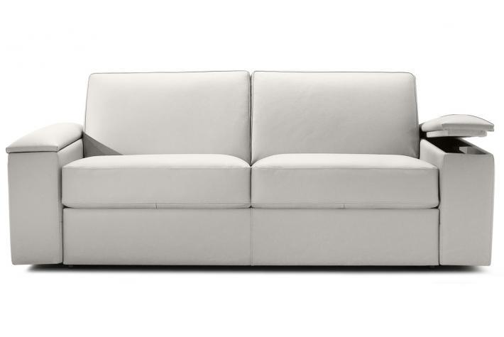 canap convertible en cuir gaia design en direct de l. Black Bedroom Furniture Sets. Home Design Ideas