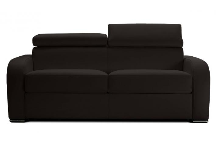 canap convertible en cuir cesar design sur sofactory. Black Bedroom Furniture Sets. Home Design Ideas