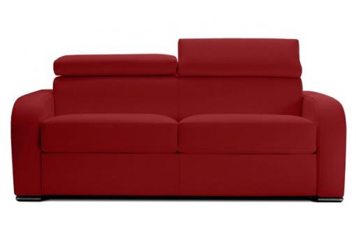 Canapé convertible Rouge ZA101878-36180