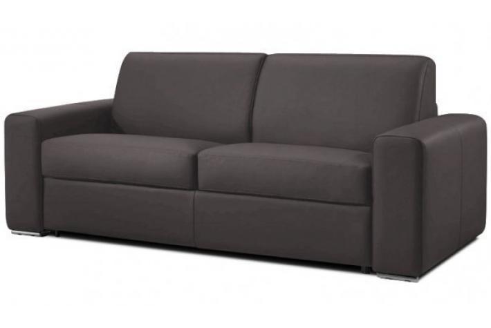 Canap Convertible En Cuir Julot Cuir Design Sur Sofactory