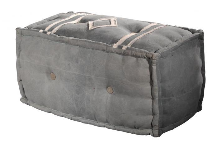 pouf rectangulaire en tissu arper design sur sofactory. Black Bedroom Furniture Sets. Home Design Ideas