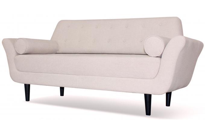 Canap 3 places en tissu ghotam design pas cher sur sofactory for Enlever tache sur canape en tissu