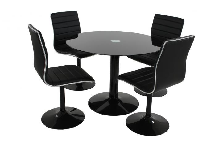 table 4 chaises aniston design sur sofactory. Black Bedroom Furniture Sets. Home Design Ideas