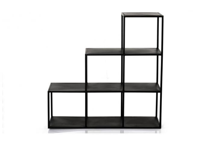 meuble escalier en m tal nicobar design sur sofactory. Black Bedroom Furniture Sets. Home Design Ideas