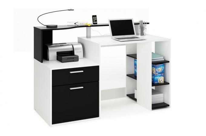 Bureau oracle design sur sofactory for Schreibtisch x factory