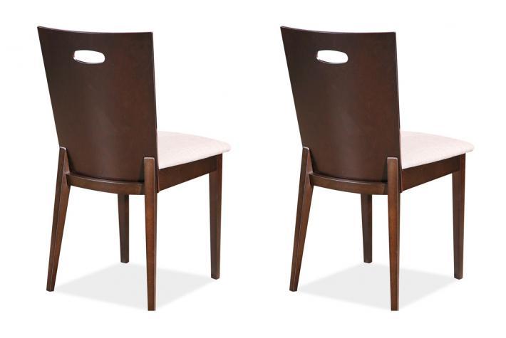Lot de 2 chaises balmy design pas cher sur sofactory - Lot de chaises design pas cher ...