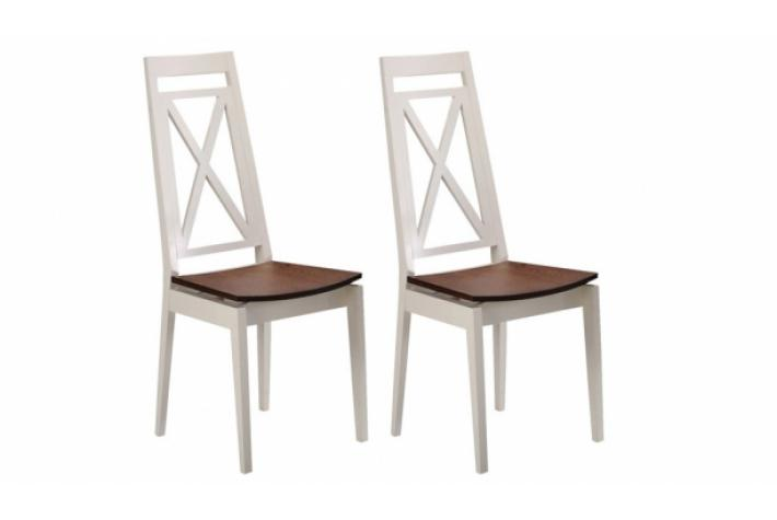 Lot de 2 chaises CALISSA