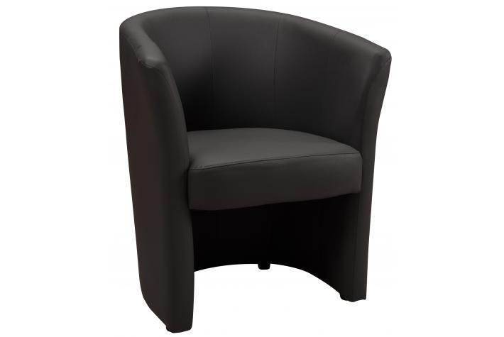 fauteuil cabriolet simili cuir pas cher