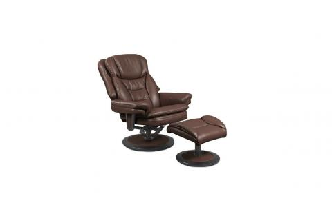 Fauteuil + repose pieds RELAXY
