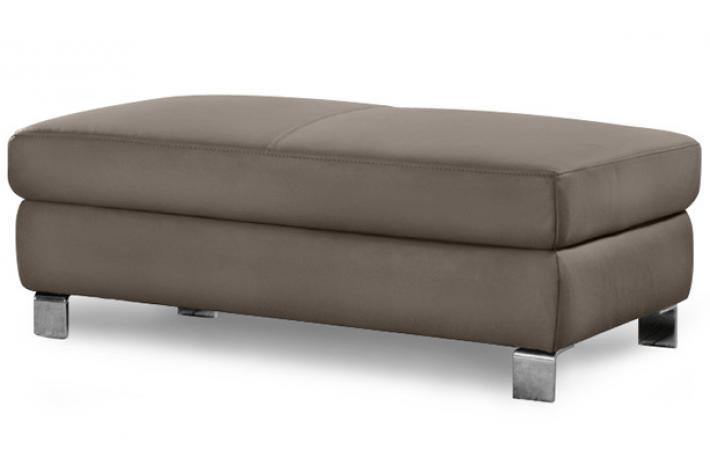pouf en cuir keno design en direct de l 39 usine sur sofactory. Black Bedroom Furniture Sets. Home Design Ideas
