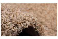 Tapis rond Beige D 80 SOFTY SoFactory