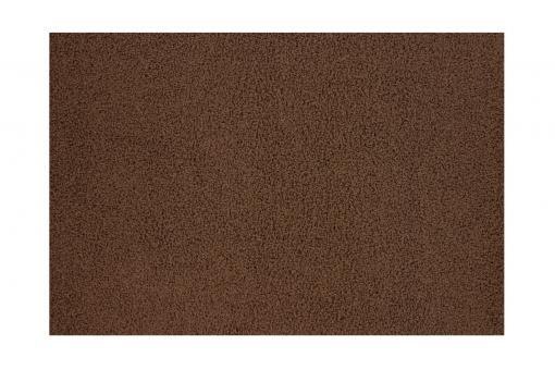 tapis rectangulaire 120 x 170 cm soft chocolat d co design en direct de l 39 usine sur sofactory. Black Bedroom Furniture Sets. Home Design Ideas