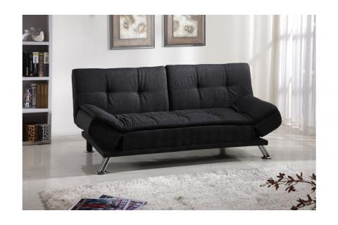 Banquette clic clac SUBLY Anthracite Noir CH103258-0000