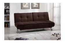 Banquette clic clac SUBLY Chocolat