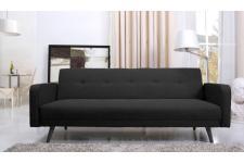 Canapé convertible en tissu STRUB