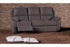 Canapé relaxation en tissu BRADLEY