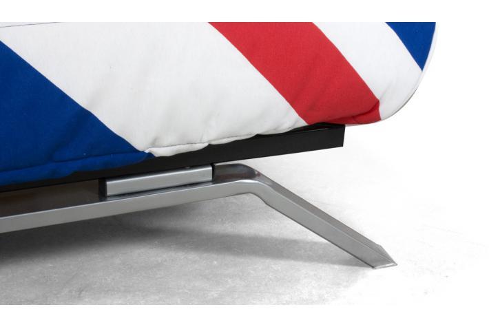 banquette clic clac metalik design pas cher sur sofactory
