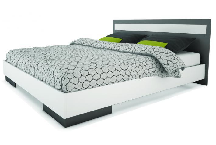 Lit 160 x 200 donato design pas cher sur sofactory - Lit 160 x 200 pas cher ...