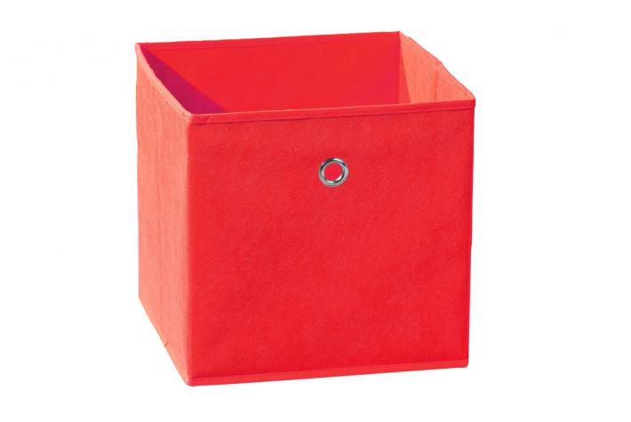 bac de rangement colory rouge design sur sofactory. Black Bedroom Furniture Sets. Home Design Ideas
