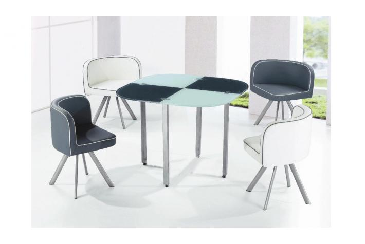 Set table + 4 chaises VISTA 2