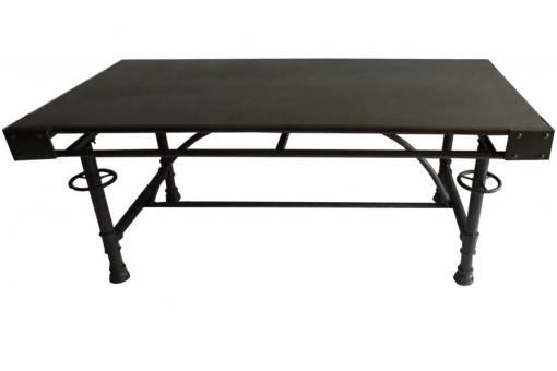 Table basse en métal TOLINE GO103618-0000