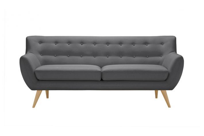 canap 3 places alice design pas cher sur sofactory. Black Bedroom Furniture Sets. Home Design Ideas