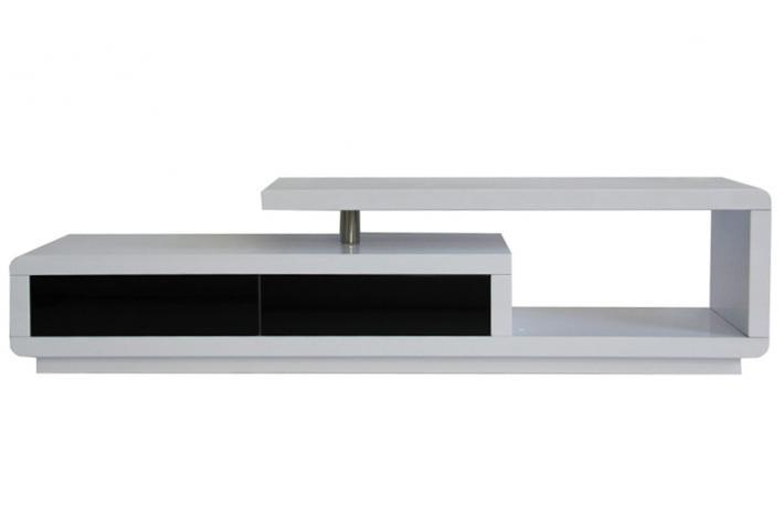 Meuble tv hima design sur sofactory - Meuble tv avec rangement pas cher ...