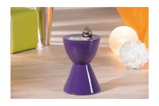 Table d'appoint TAMTAM Violet