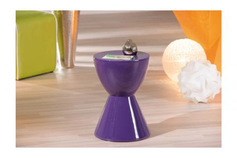 Table d'appoint TAMTAM Violet SoFactory